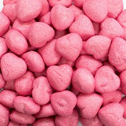 Суфле Сердечки розовые 0,9кг, Bulgari