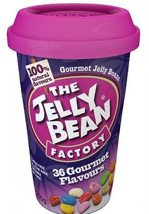 Драже 36 вкусов, стакан 200 г JELLY BEAN FACTORY
