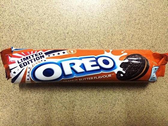 OREO со вкусом арахис. масла Peanut Butter 154г