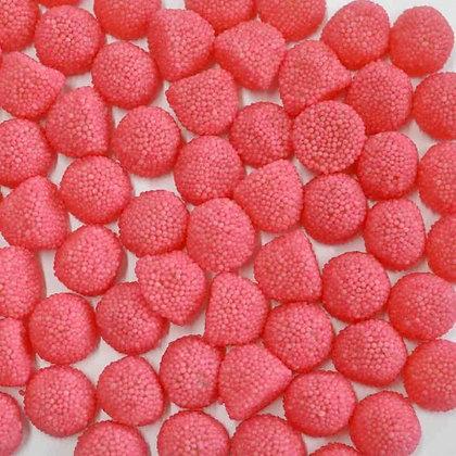 Ягоды розовые в обсыпке, 1кг, FINI