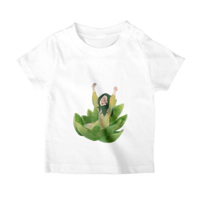 芽吹くちゃんTシャツ