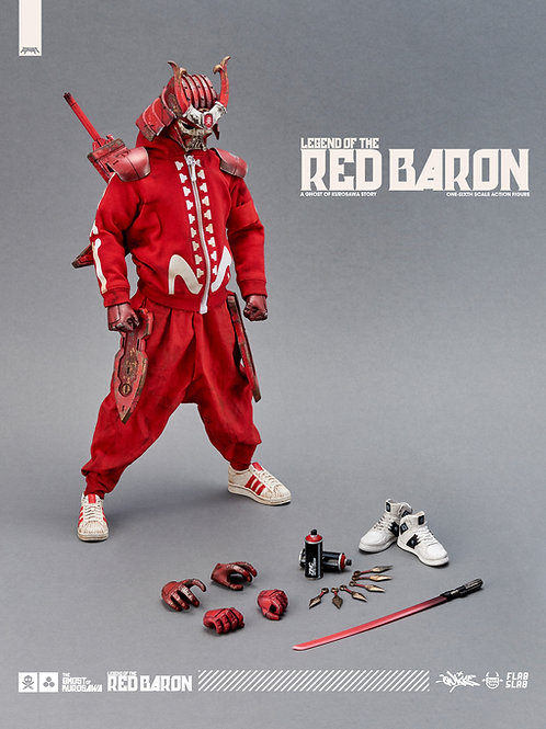 "(Pre-Order)""Legend of The Red Baron"" A Ghost of Kurosawa Story Special Edition"