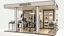 Misadel Stand Design
