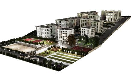 Başakşehir İnşaat Projesi
