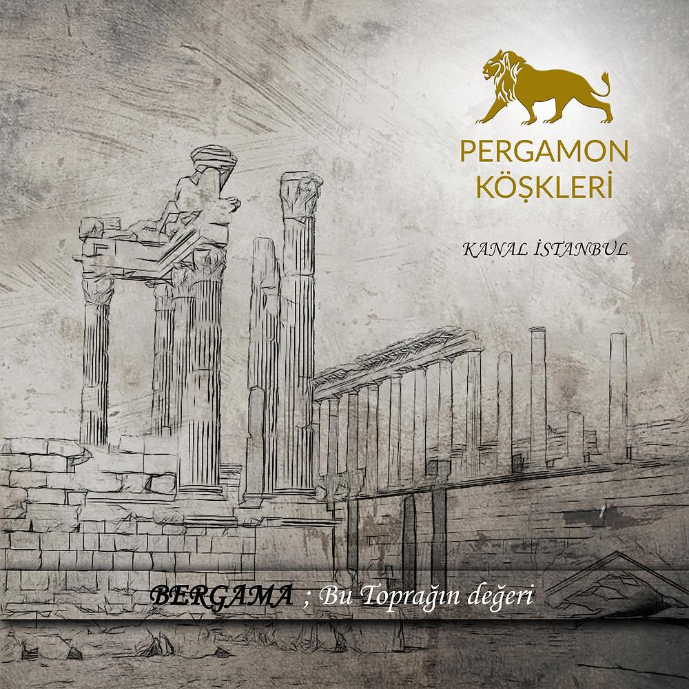 Pergamon Köşkleri İnşaat Projesi Katalog