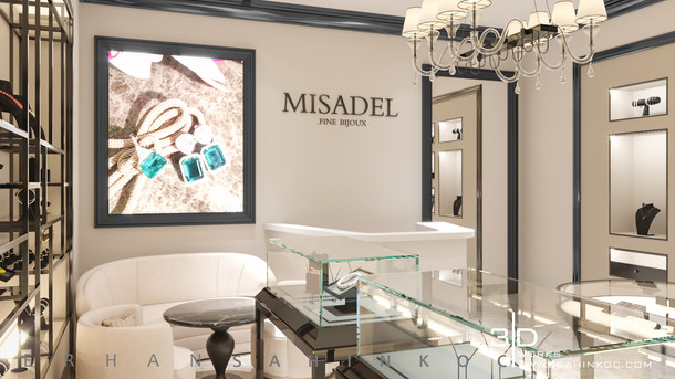 Misadel Store Concept