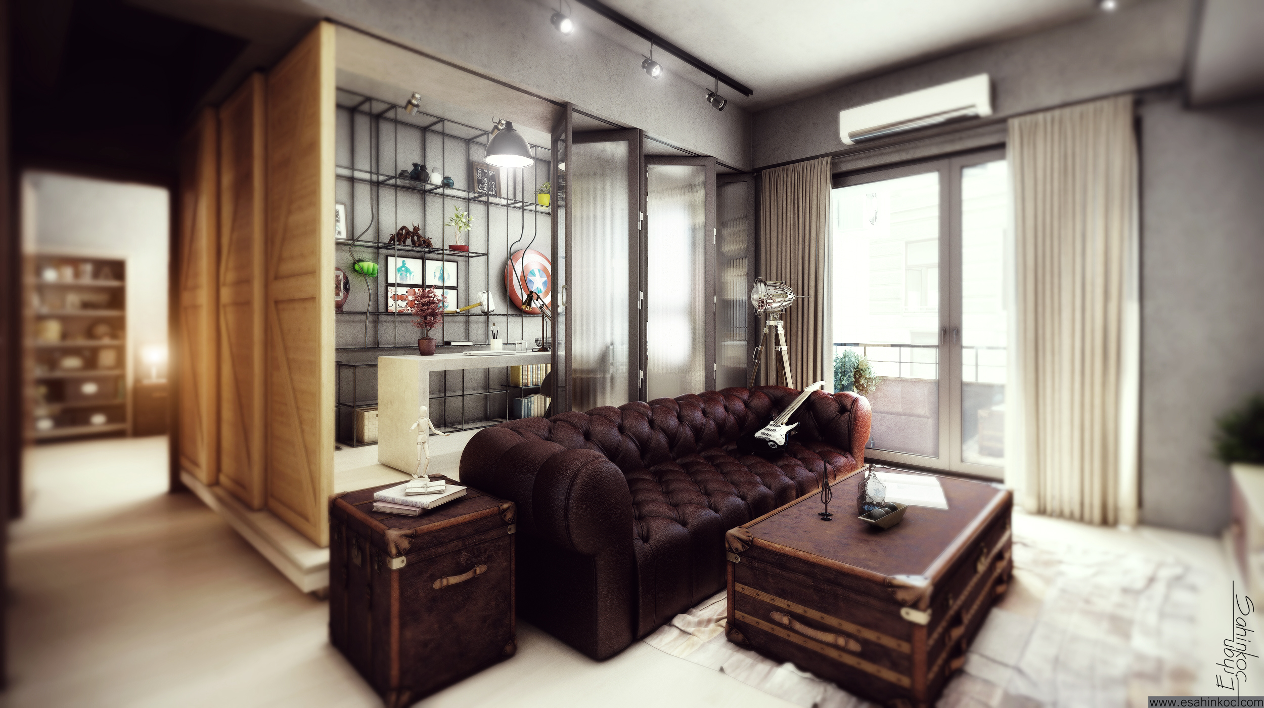 Hong' House