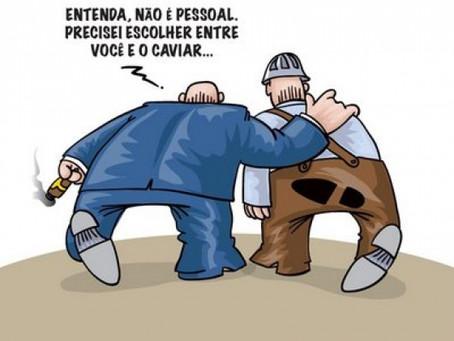 OS BRASILEIROS E SEUS GOVERNANTES