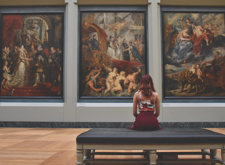 LAZER E MUSEUS NA DISSERTAÇÃO DE LUIZA MACEDO