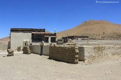 Традиционное тибетское жилище