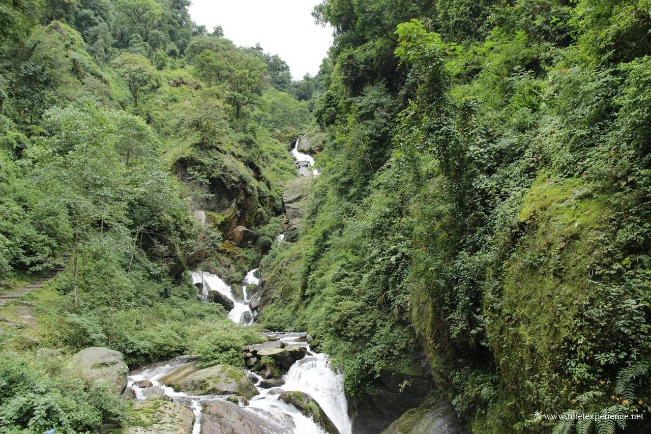 Горная река в Сиккиме
