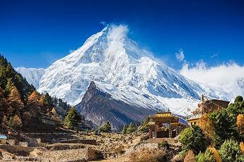 Манаслу - гора Духа