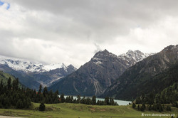 Йилхун Лхацо - самое красивое озеро