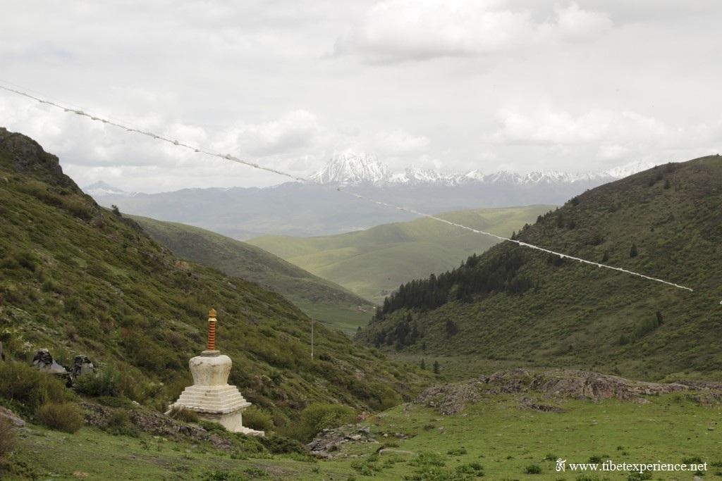 Пейзажи Кхама (Восточный Тибет)