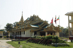 Храм Мьянмы в Лумбини