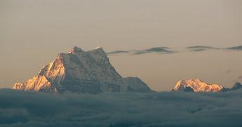 горы в Бутане