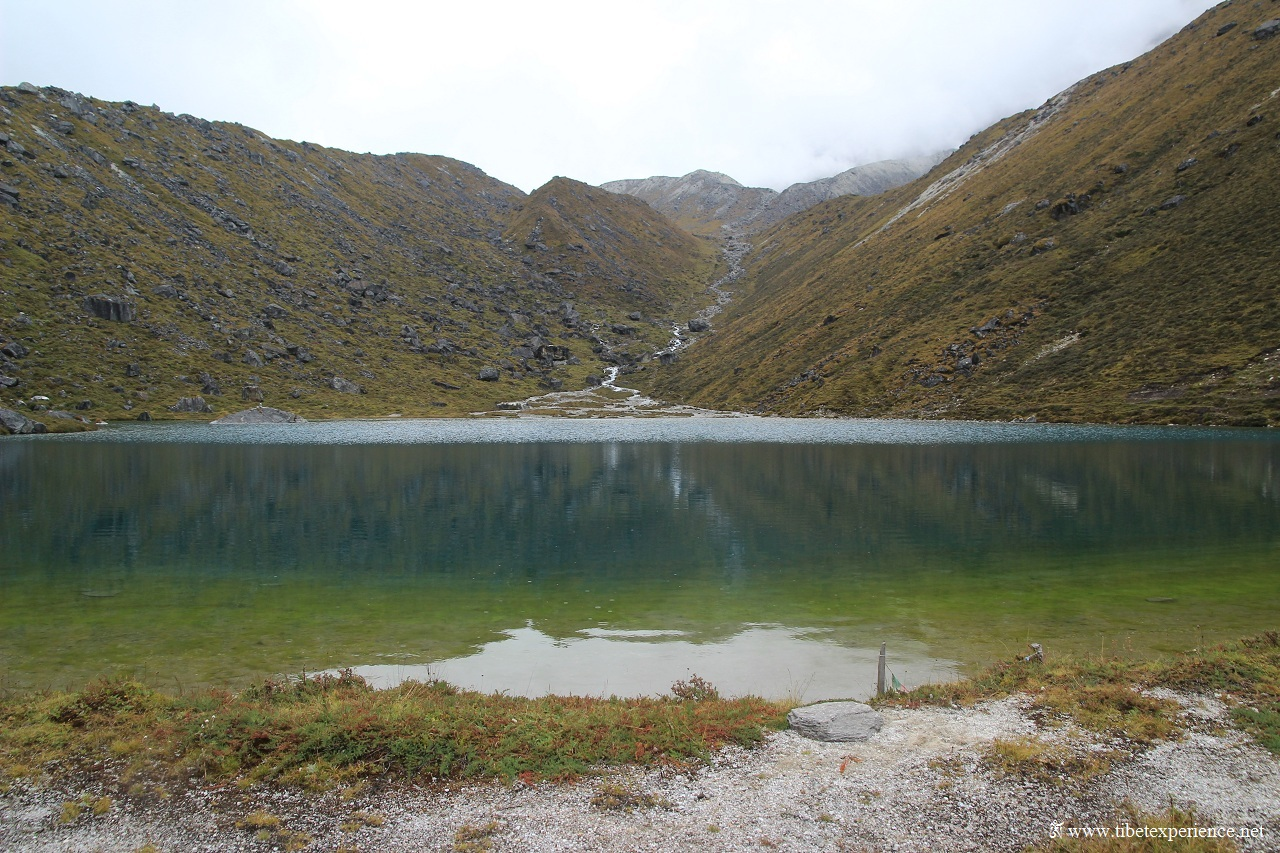 Озеро Самити (Samiti lake)