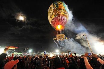 фестиваль воздушных шаров Мьянма