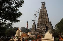 Храм Махабодхи, Бодх Гайя
