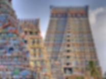 Храмы Южной Индии