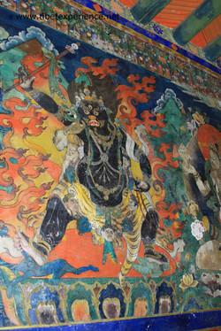 Тибет. Монастырь Сакья. Махакала.jpg