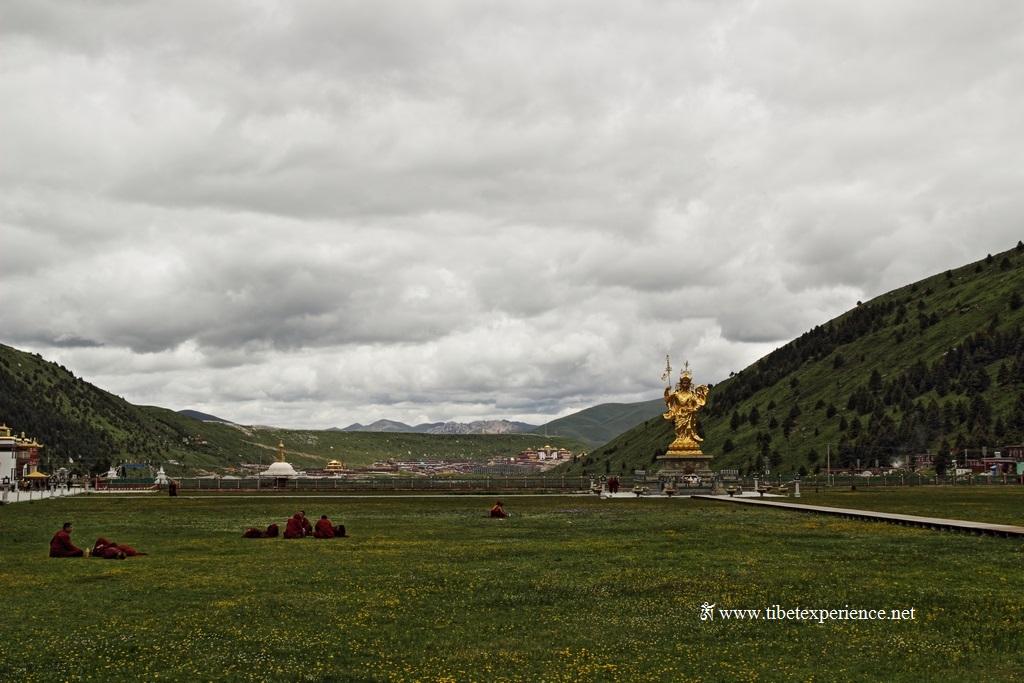 Монастырь Дзогчен