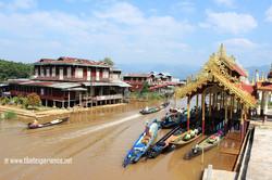 Живописная деревушка Ньянг Шве