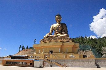 Статуя Будды Дорденмы