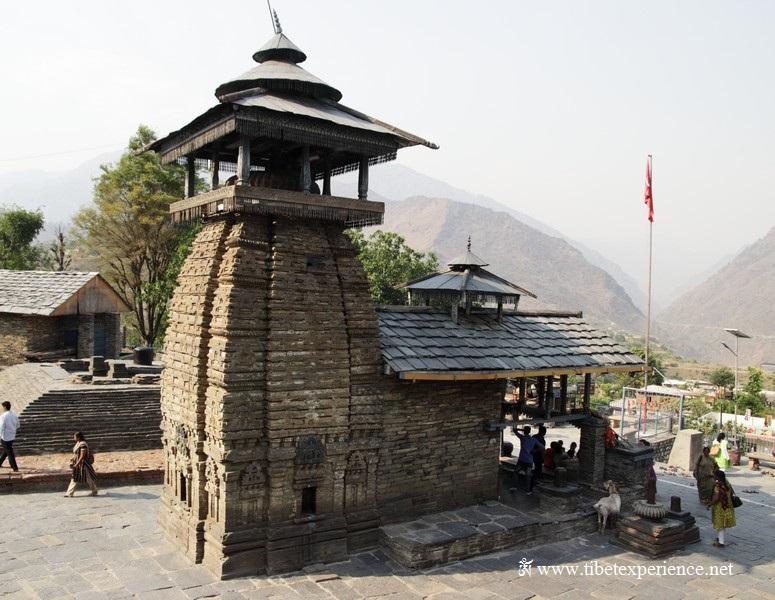 Храм Лакха Мандал