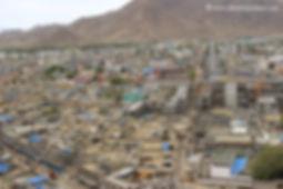 Muslim Quarter in Shigatse