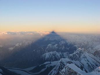 К2 - вторая по высоте вершина мира