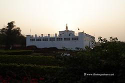 Храм Майя Деви. Лумбини