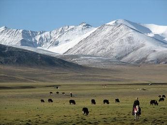 горы Сычуань