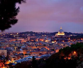 Рим с Монте Марио