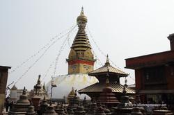Катманду. Сваямбхунатх