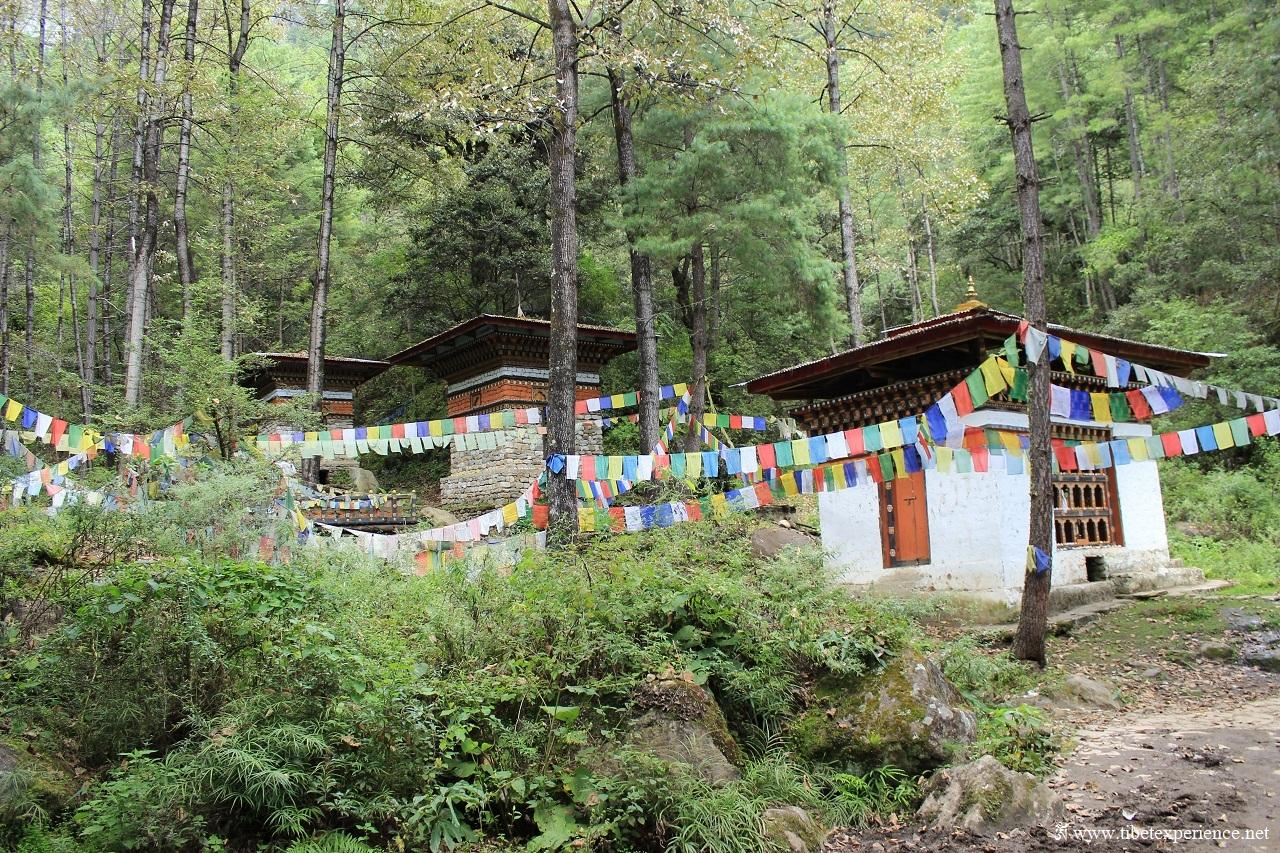 Монастырь Такцанг