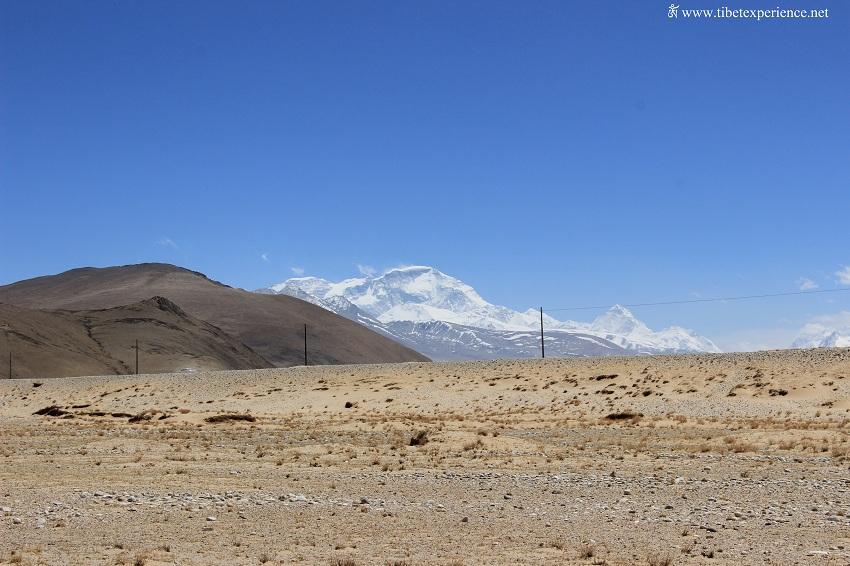 Чо Ойо - 8201 м.