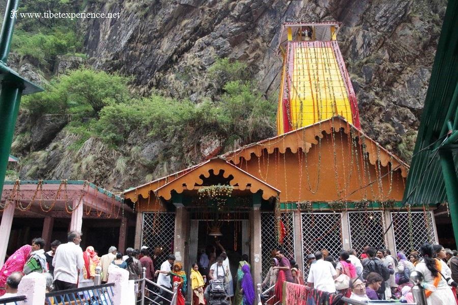 Храм Ямунотри