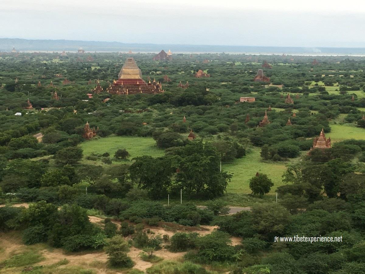Dhammayazika Pagoda