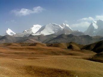 Горы в Амдо