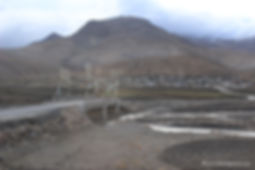 Trashidzom, Tibet