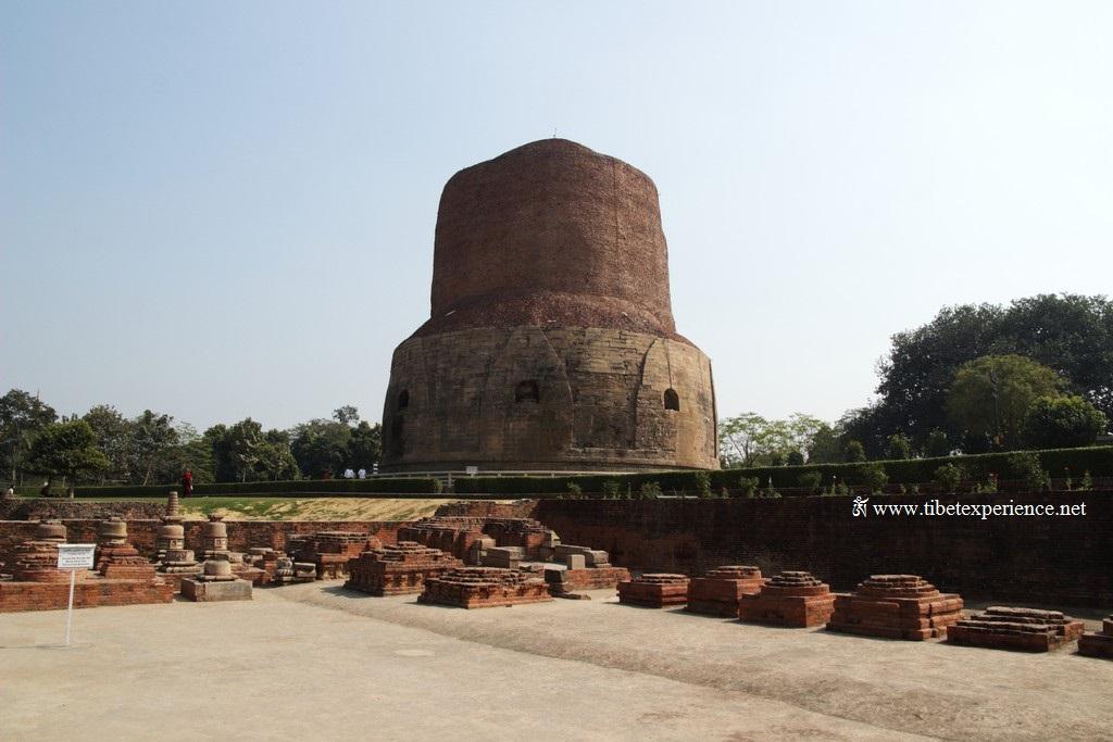 Ступа Дхамек, Сарнатх