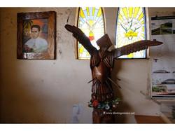 В церкви Св. Креста