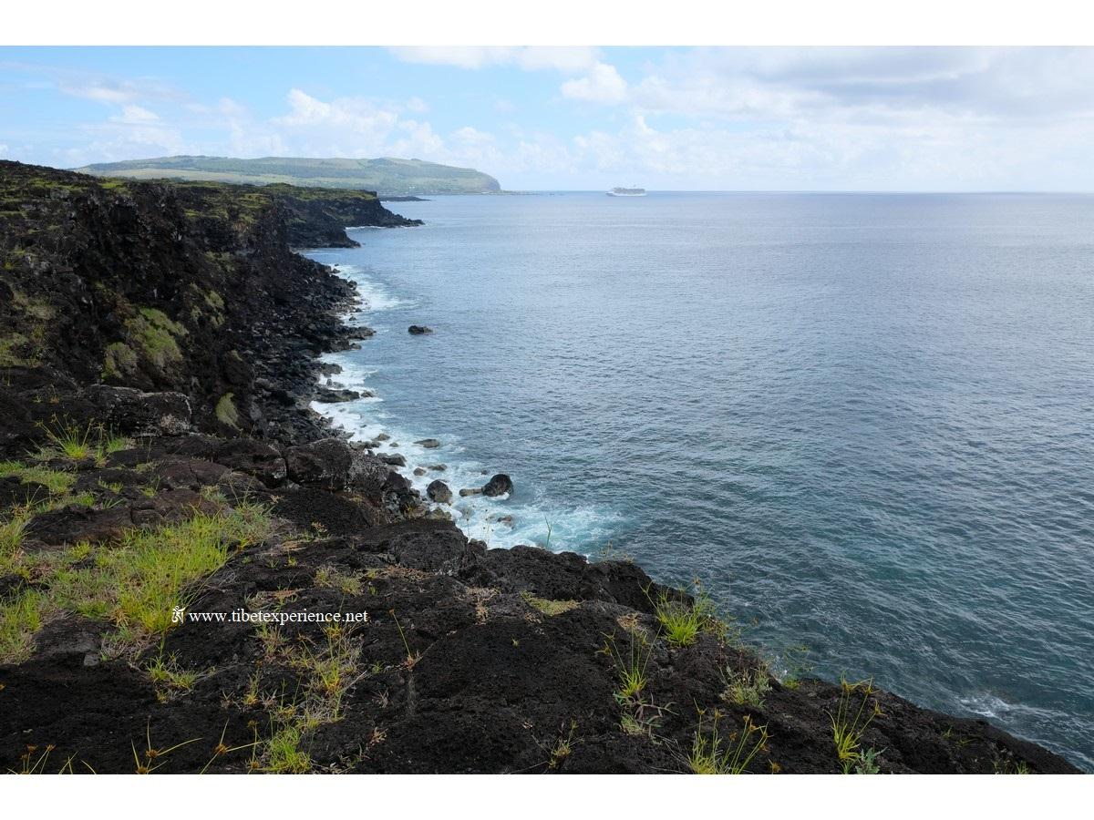 Западное побережье острова