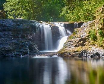 Водопад Монте Джелато