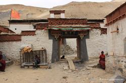 Эверест, монастырь Ронгбук