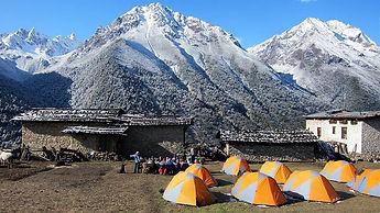 Трекинг в Бутане