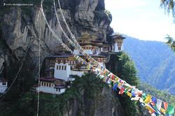 Бутан. Логово Тигра