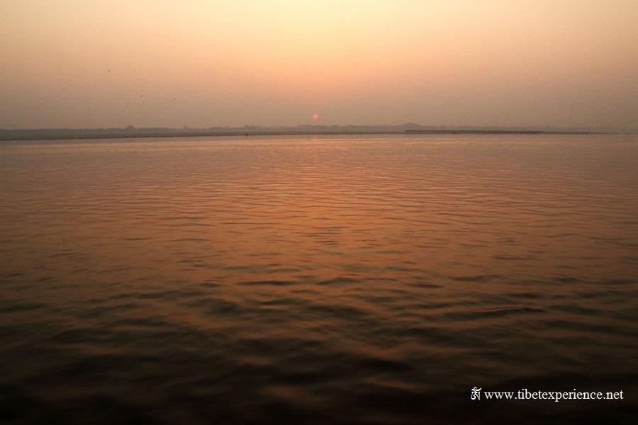 Рассвет в Варанаси