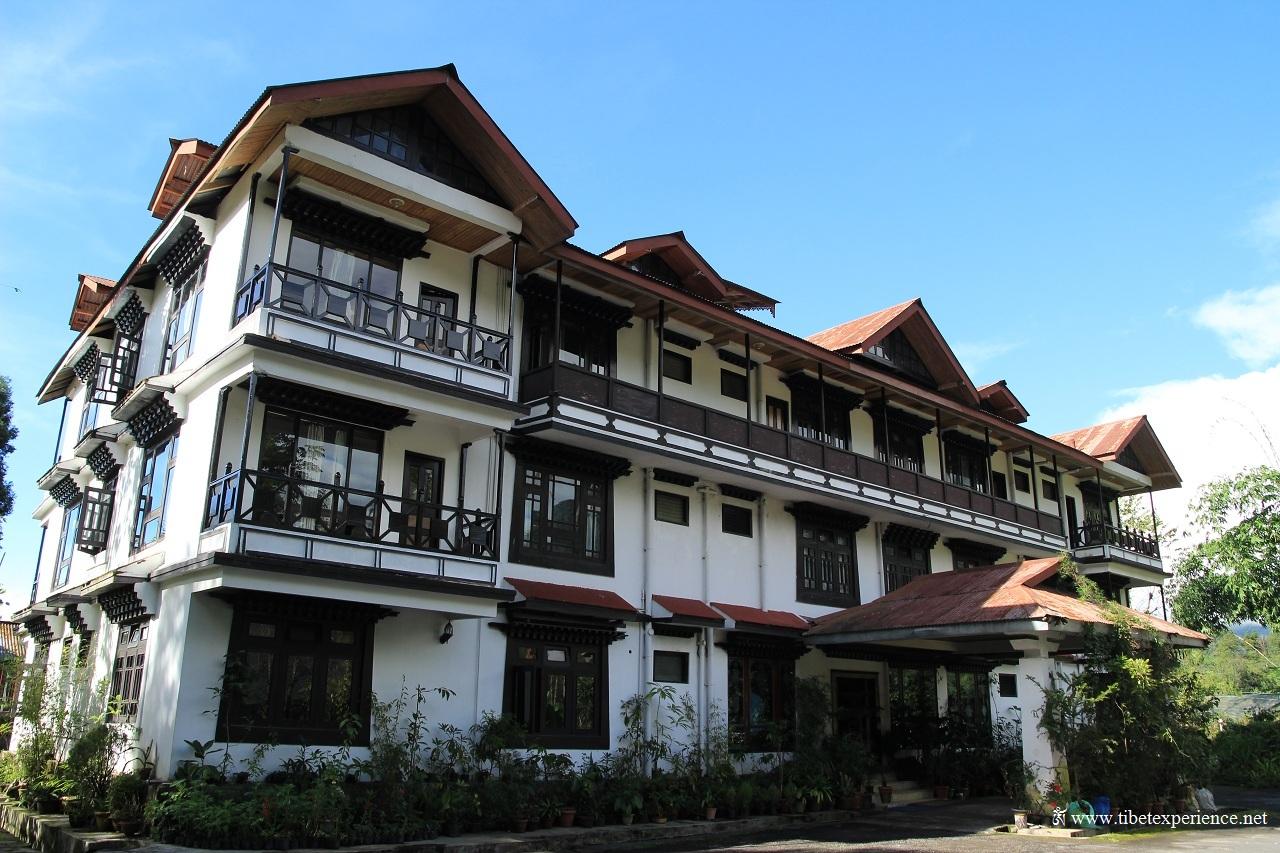 Гостиница в городе Юксом (Yuksom)